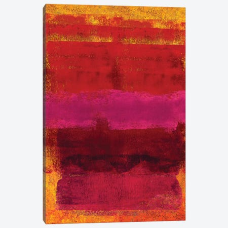 Passionate Canvas Print #THA13} by Taylor Hamilton Canvas Art