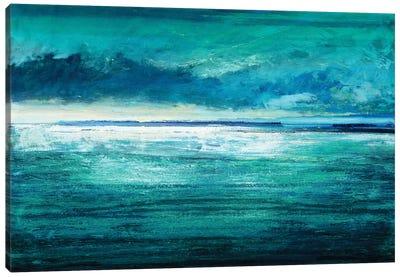 Reflection On The Horizon I Canvas Art Print