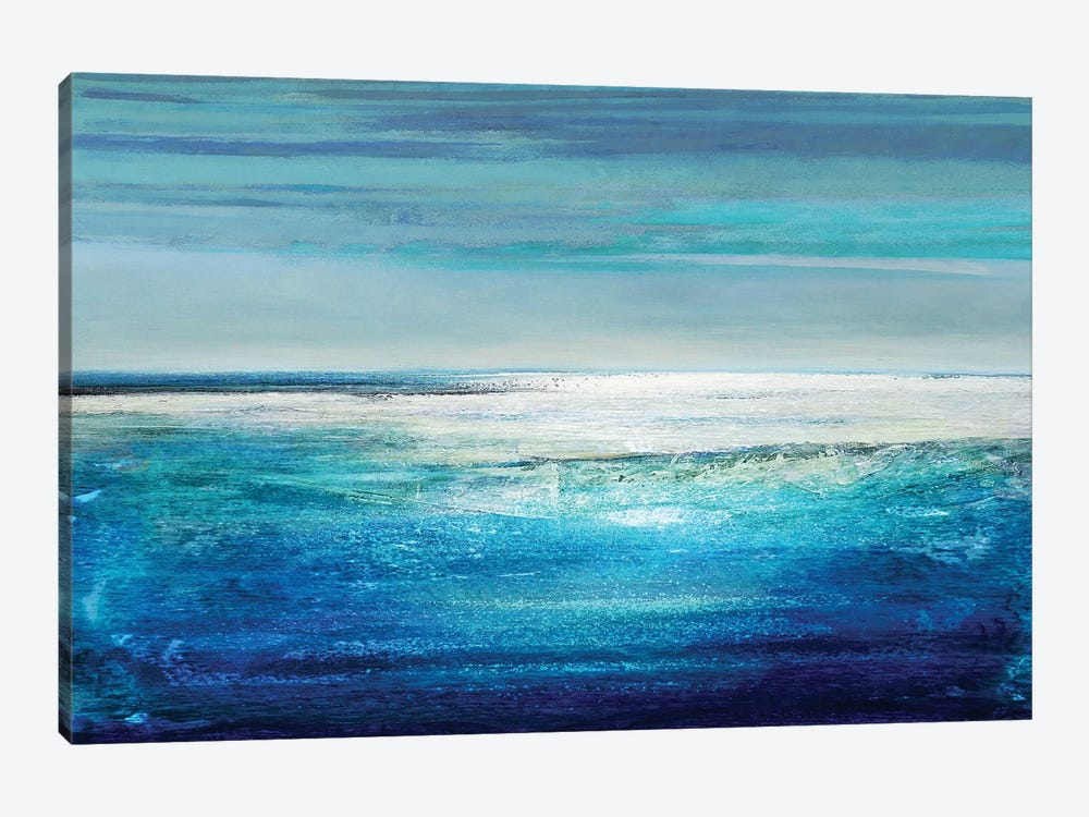 Reflection On The Horizon II by Taylor Hamilton 1-piece Canvas Art