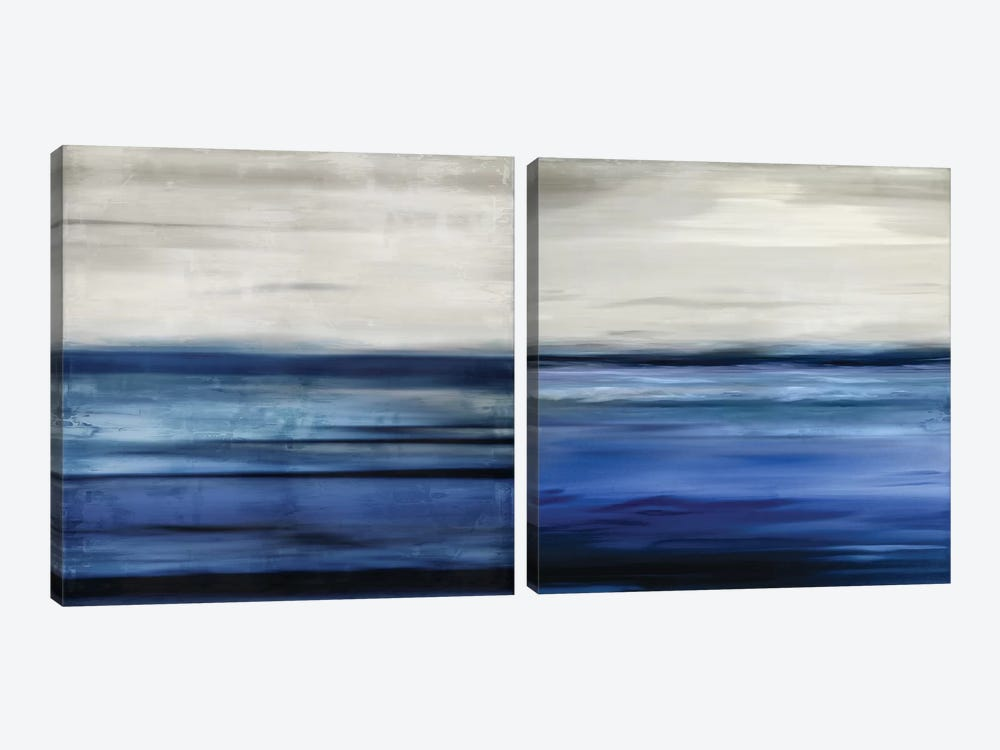 Interlude & Respite Diptych by Taylor Hamilton 2-piece Canvas Artwork