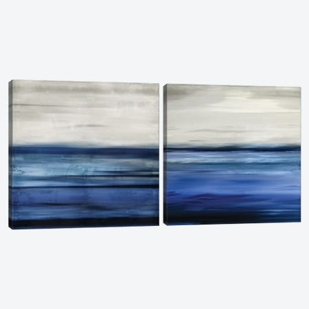 Interlude & Respite Diptych Canvas Print Set #THA2HSET001} by Taylor Hamilton Canvas Print