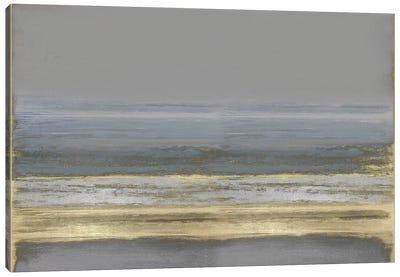 Golden Passage Canvas Art Print
