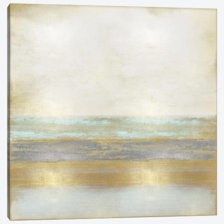 Golden Reflection Canvas Print #THA34} by Taylor Hamilton Canvas Art Print