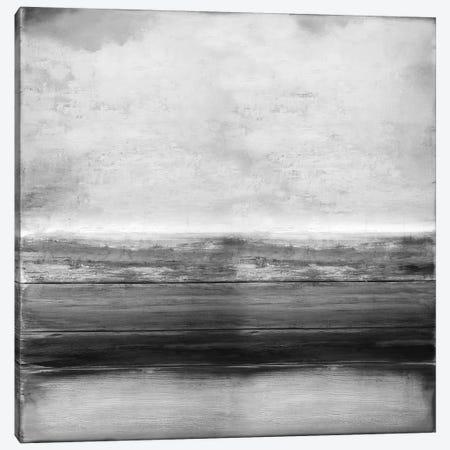 Highlighted Gray Canvas Print #THA38} by Taylor Hamilton Canvas Artwork