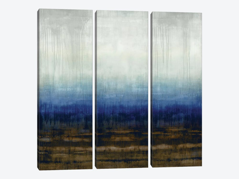 After Glow II by Taylor Hamilton 3-piece Canvas Wall Art