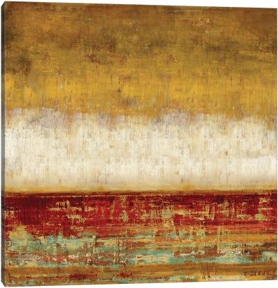 On the Horizon Canvas Art Print