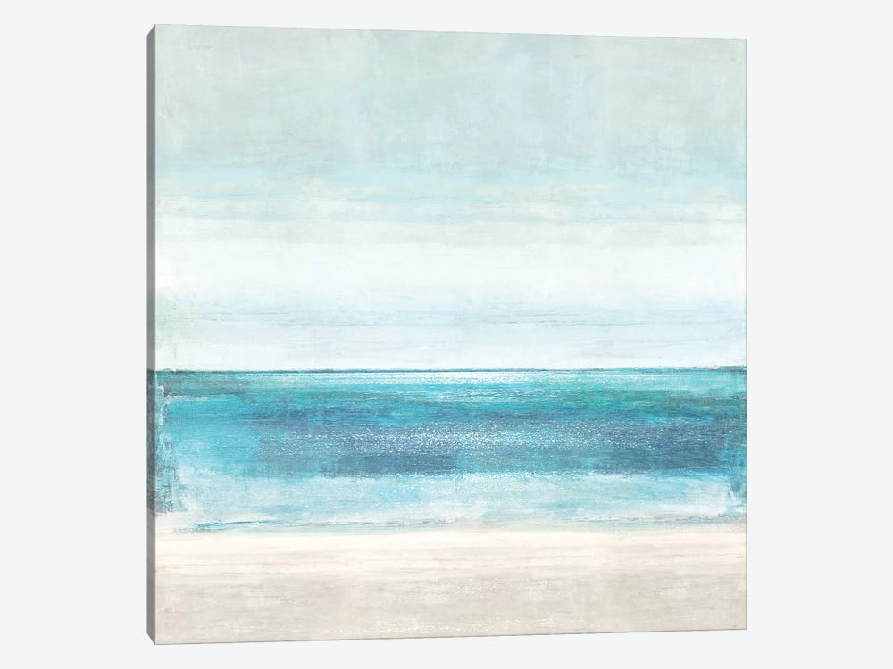 Azure Horizon by Taylor Hamilton 1-piece Canvas Wall Art