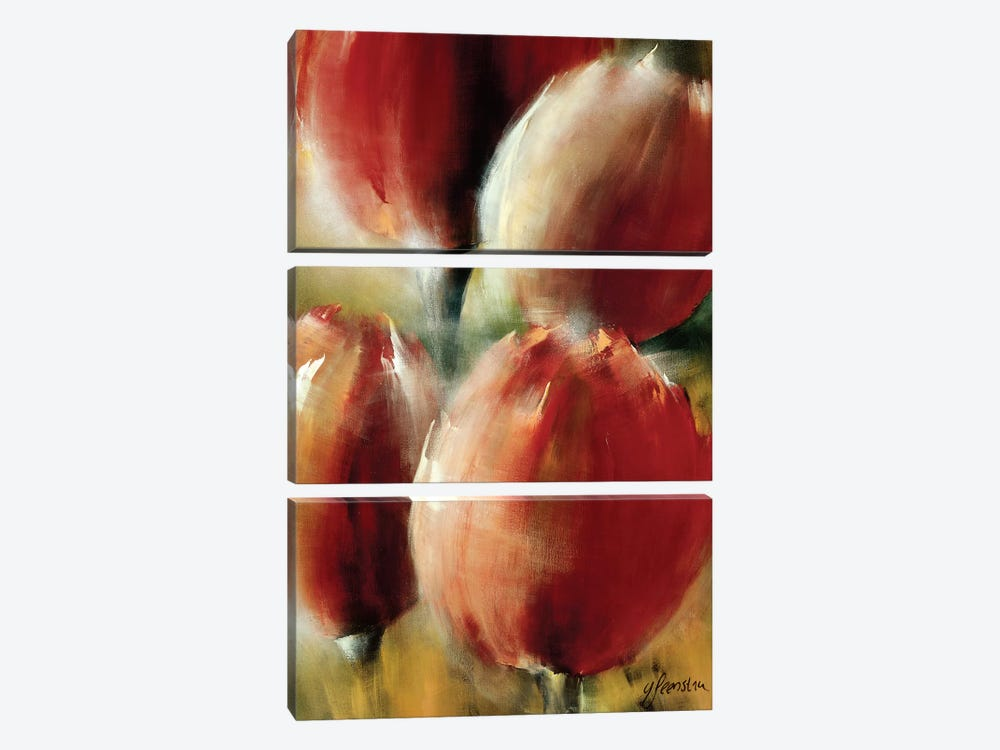 Outshine All Others III by Greetje Feenstra 3-piece Canvas Art Print