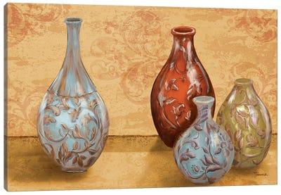 Royal Urns Canvas Art Print