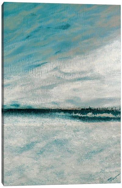 Winter's Edge II Canvas Art Print