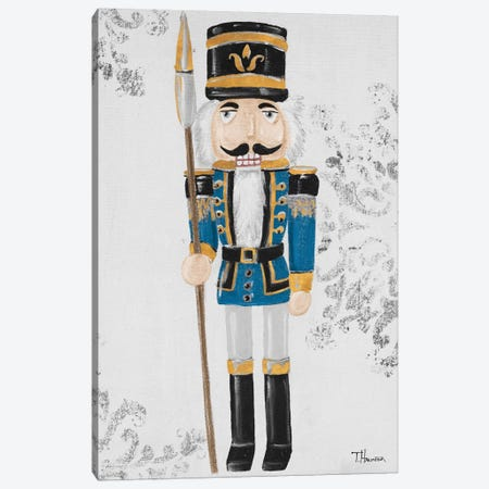 Elegant Nutcracker I Canvas Print #THK22} by Tiffany Hakimipour Canvas Art Print