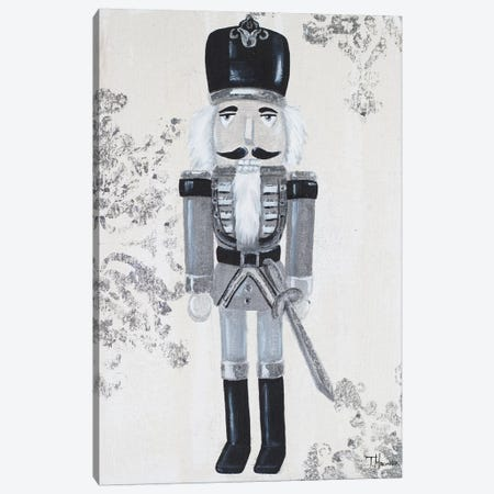 Gray Nutcracker II Canvas Print #THK25} by Tiffany Hakimipour Canvas Art