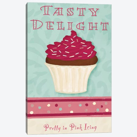 Tasty Delight Canvas Print #THK30} by Tiffany Hakimipour Canvas Artwork