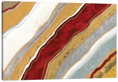 Red Earth I Canvas Art Print