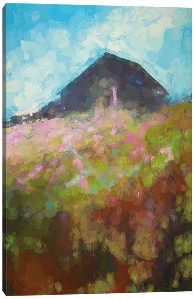 Still Standing Canvas Art Print