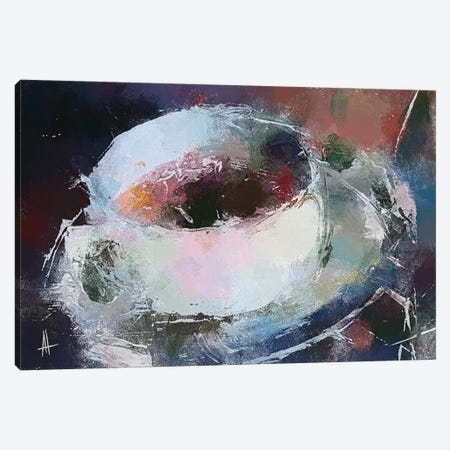 A Cup of Tea Canvas Print #THT2} by Anne Thouthip Canvas Artwork
