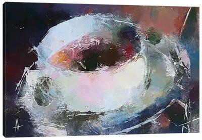 A Cup of Tea Canvas Art Print