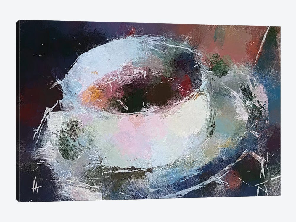 A Cup of Tea by Anne Thouthip 1-piece Canvas Artwork