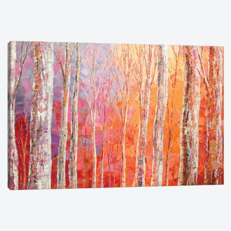 Whisper Of Sunshine Canvas Print #TIA104} by Tatiana Iliina Canvas Wall Art