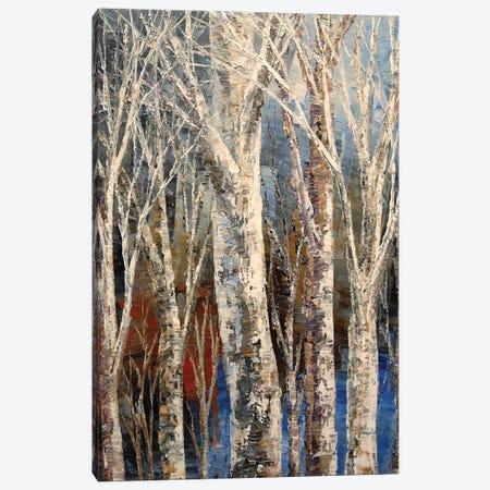 Winter Song Canvas Print #TIA106} by Tatiana Iliina Canvas Wall Art