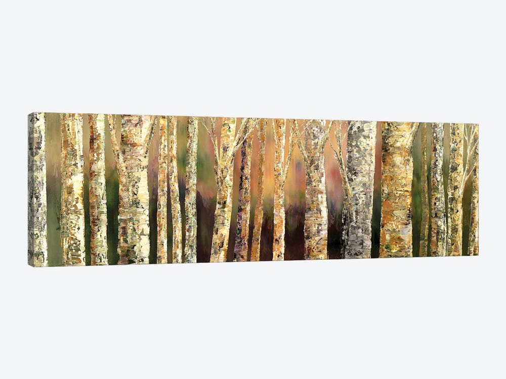 Skinny Trees by Tatiana Iliina 1-piece Art Print