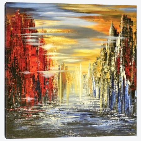 Unimaginable Canvas Print #TIA118} by Tatiana Iliina Canvas Wall Art
