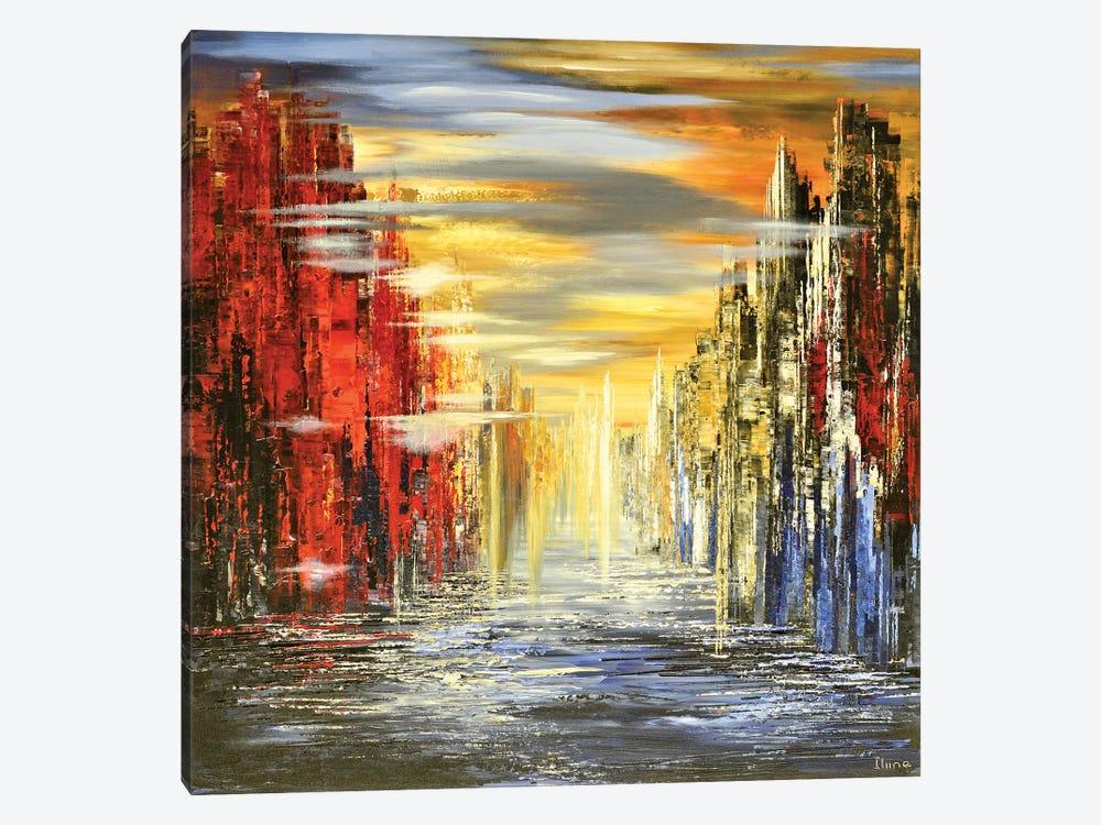 Unimaginable by Tatiana Iliina 1-piece Canvas Wall Art