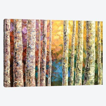 Where the Wind Walks Canvas Print #TIA119} by Tatiana Iliina Canvas Artwork