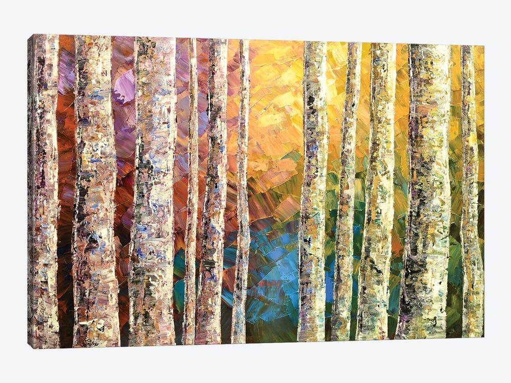 Where the Wind Walks by Tatiana Iliina 1-piece Canvas Art Print