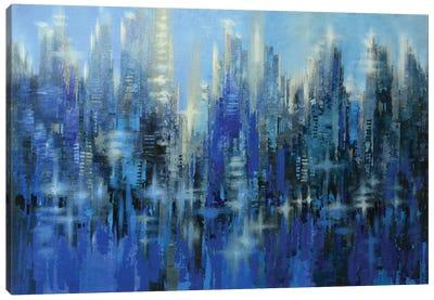 Celestial City Canvas Art Print