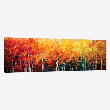 Cinnamon Season Canvas Print #TIA19} by Tatiana Iliina Canvas Print