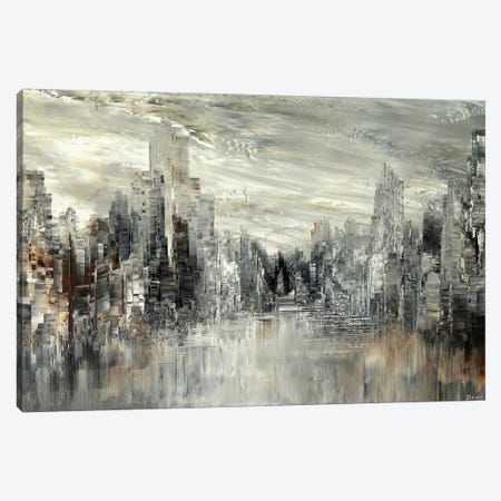 City Of The Century Canvas Print #TIA1} by Tatiana Iliina Canvas Print