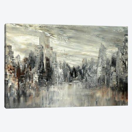 City Of The Century Canvas Print #TIA1} by Tatiana Iliina Canvas Print