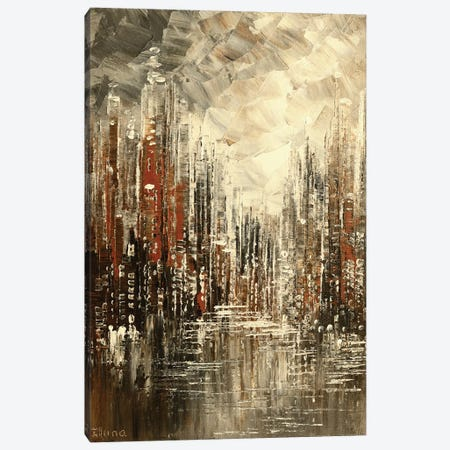 Cornerstone Canvas Print #TIA22} by Tatiana Iliina Canvas Artwork