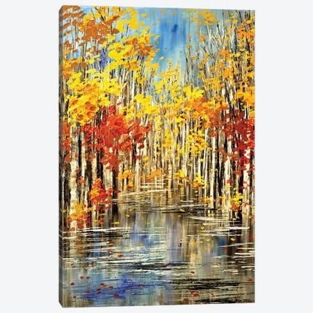 Cry Me A River Canvas Print #TIA23} by Tatiana Iliina Canvas Art