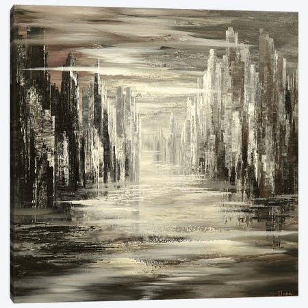 Cultural Reserve Canvas Print #TIA24} by Tatiana Iliina Art Print