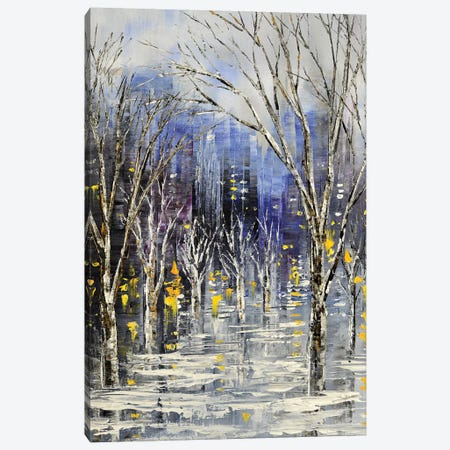 Dreamt Of Driving Canvas Print #TIA28} by Tatiana Iliina Canvas Art