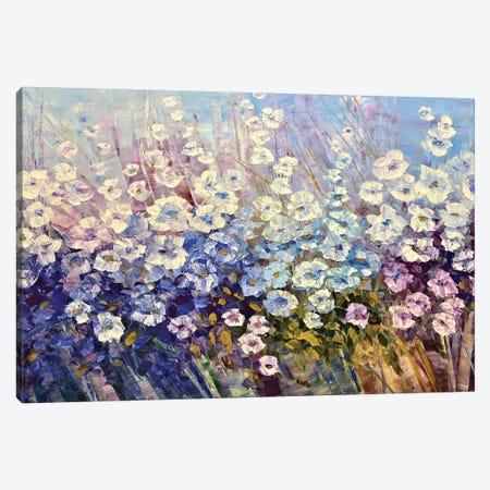 Dust Of Sunshine Canvas Print #TIA29} by Tatiana Iliina Canvas Wall Art