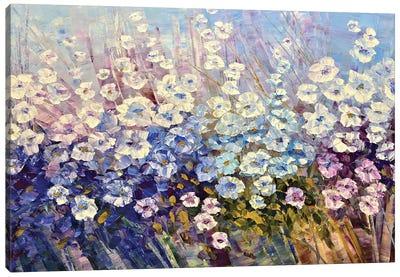 Dust Of Sunshine Canvas Art Print