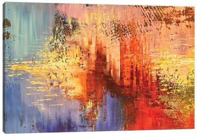 Golden Fleece Canvas Art Print
