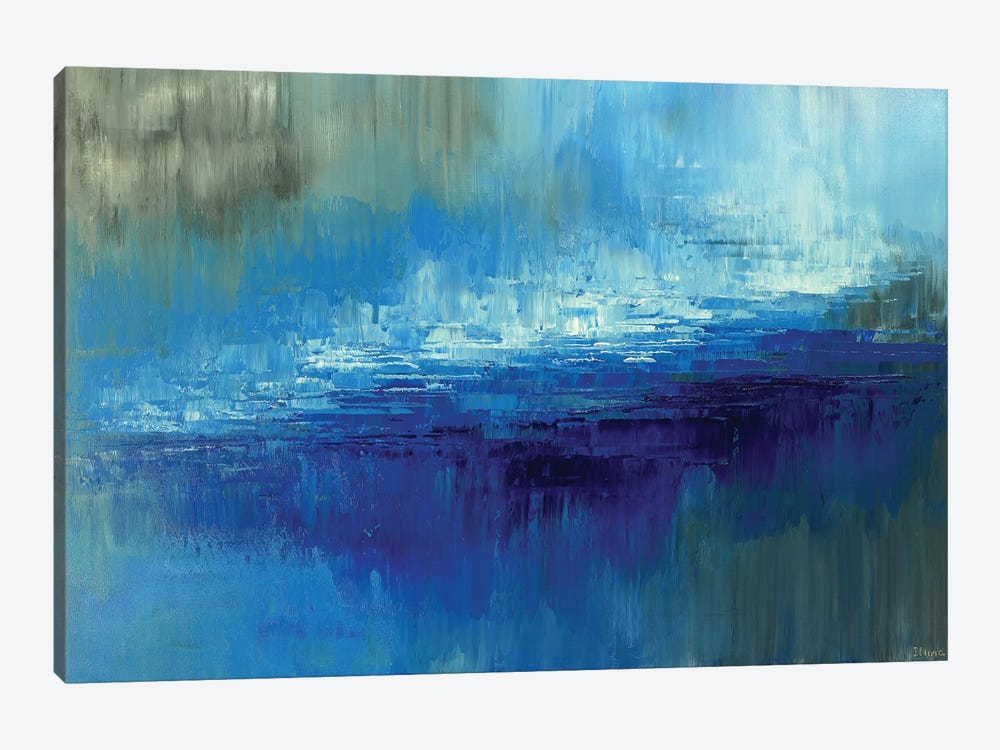 Lost Paradise by Tatiana Iliina 1-piece Canvas Art Print
