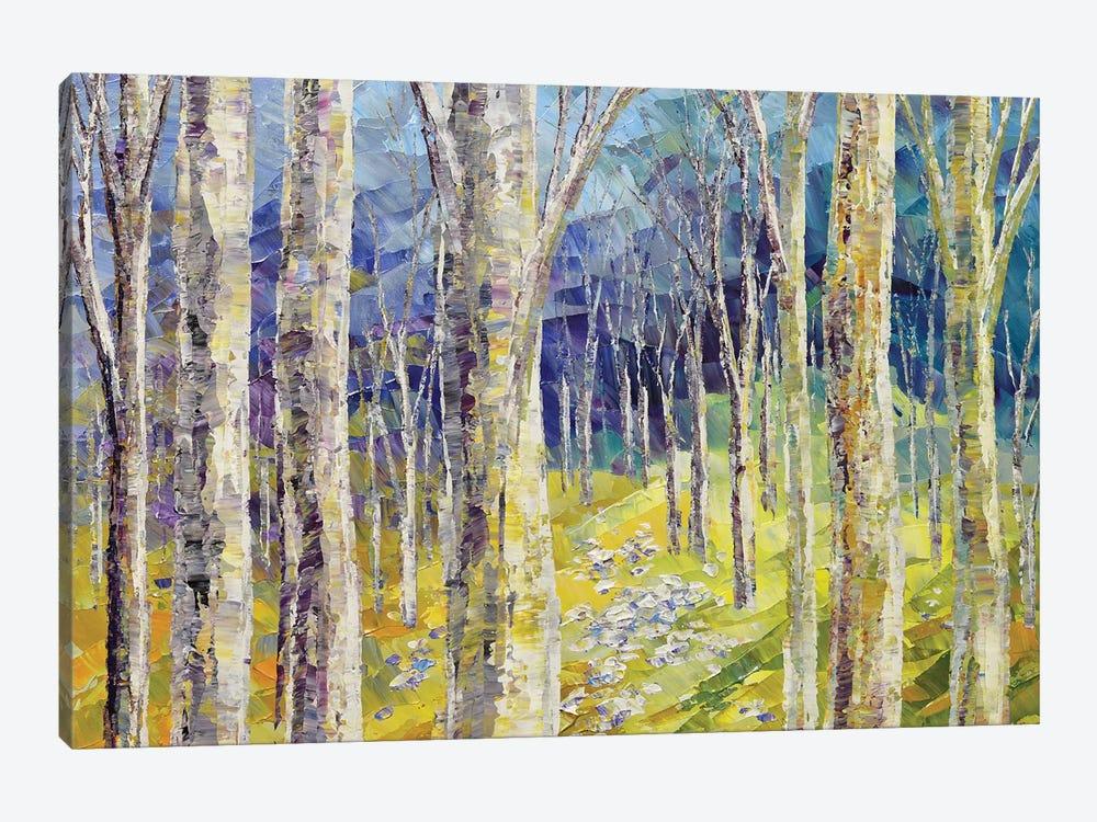 Into The Woods by Tatiana Iliina 1-piece Art Print