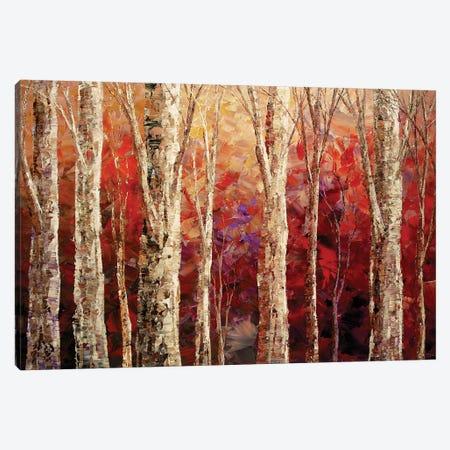 Landed Gentry Canvas Print #TIA52} by Tatiana Iliina Canvas Art Print