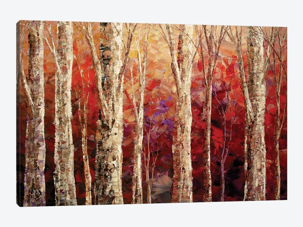 Landed Gentry by Tatiana Iliina 1-piece Canvas Art Print