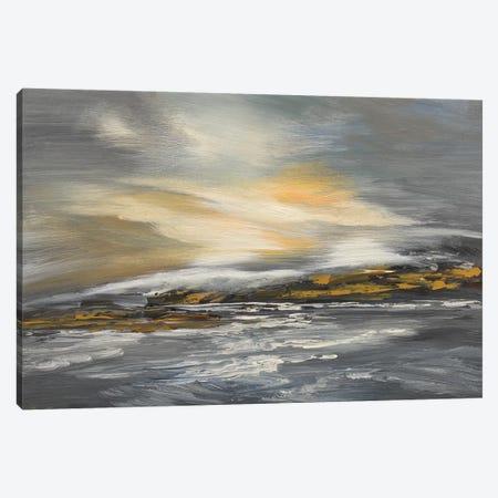 Lashed To Windward Canvas Print #TIA53} by Tatiana Iliina Canvas Print