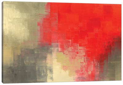 Pride And Suspicion Canvas Art Print