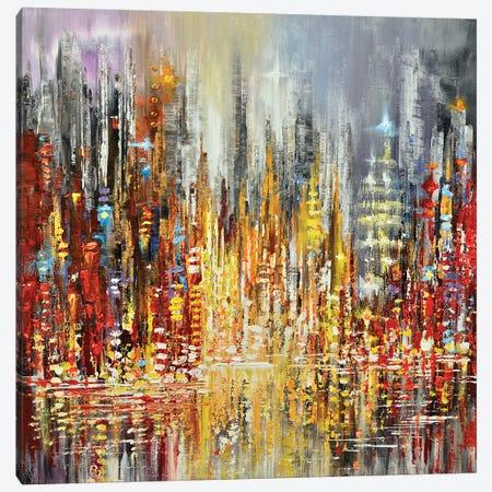 Rejoice Canvas Print #TIA77} by Tatiana Iliina Canvas Artwork