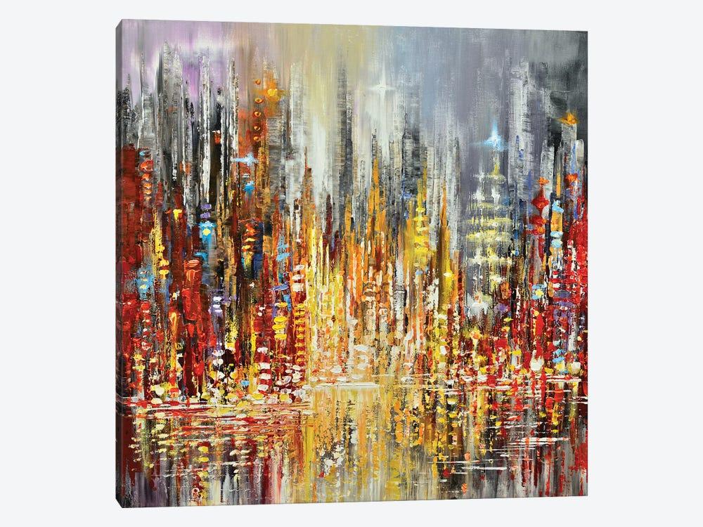 Rejoice by Tatiana Iliina 1-piece Canvas Artwork