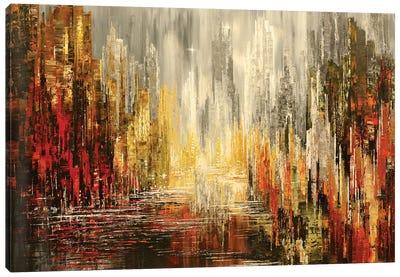 Senses Of The City Canvas Art Print