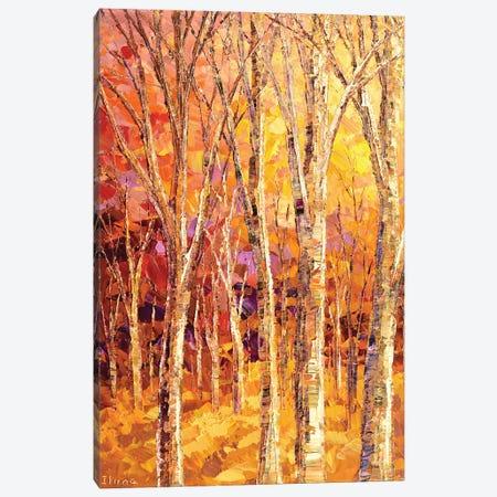 Sunny Ways Canvas Print #TIA87} by Tatiana Iliina Art Print